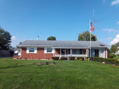 Fairfield Single Family Home For Sale: 366 Vinnedge Avenue