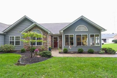 Crosby Twp, Harrison Twp, Miami Twp, Whitewater Twp, Morgan Twp, Ross Twp Condo/Townhouse For Sale: 300 St Andrews Circle