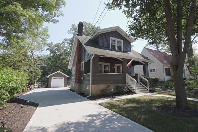 Cincinnati Single Family Home For Sale: 1588 Mears Avenue