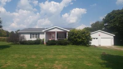 Highland County Single Family Home For Sale: 7103 Fields Lane