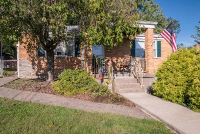 Cincinnati Single Family Home For Sale: 8293 Cheviot