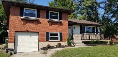 Cincinnati Single Family Home For Sale: 8585 Mockingbird Lane