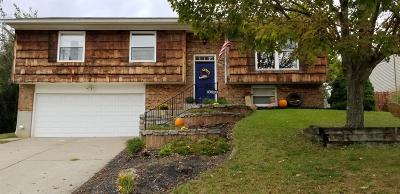 Harrison OH Single Family Home For Sale: $169,900