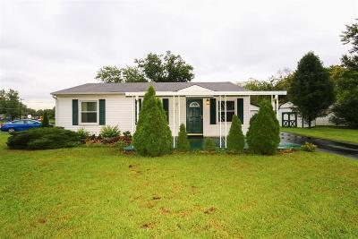 Colerain Twp Single Family Home For Sale: 3518 Niagara Street