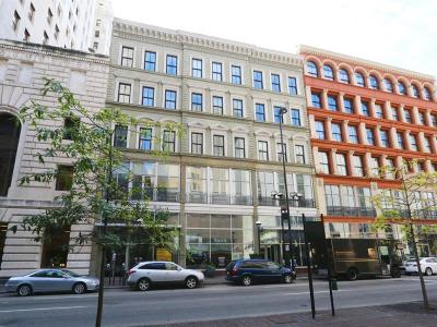 Cincinnati Condo/Townhouse For Sale: 15 W Fourth Street #210