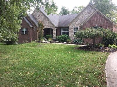 Hamilton Single Family Home For Sale: 1303 E Foster Maineville Road