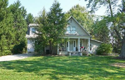 Ross Twp Single Family Home For Sale: 2228 Ross Millville Road
