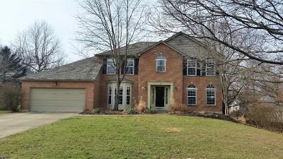 Single Family Home For Sale: 1 Glen Meadow Court