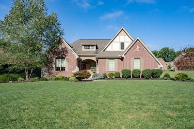 Cincinnati Single Family Home For Sale: 635 Fox Trails Way