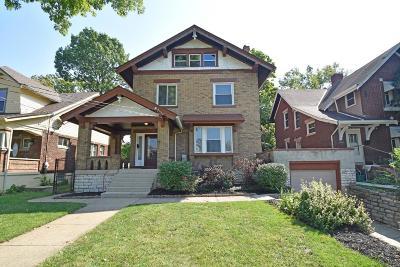 Cincinnati Single Family Home For Sale: 3964 Lowry Avenue