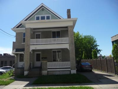 Cincinnati Multi Family Home For Sale: 2421 Ashland Avenue