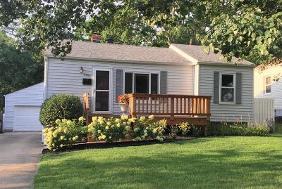 Cincinnati Single Family Home For Sale: 4466 Leslie Avenue