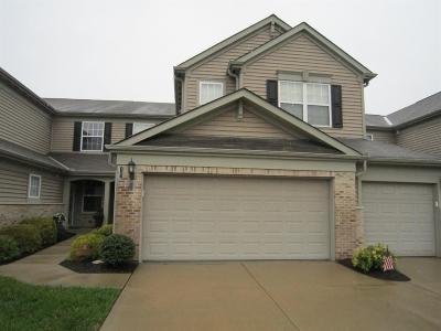 Mason Condo/Townhouse For Sale: 7403 Red Oak Court