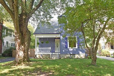 Cincinnati Single Family Home For Sale: 8351 Woodbine Avenue