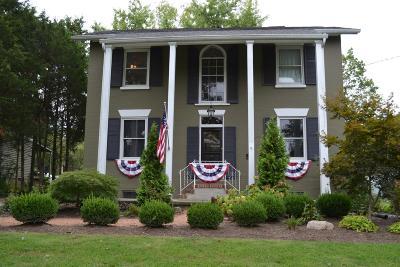 Cincinnati Single Family Home For Sale: 475 E Sharon Road