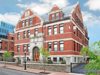 Cincinnati Condo/Townhouse For Sale: 1125 St Gregory Street #103
