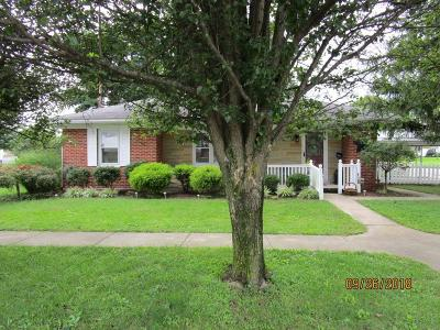 Seaman OH Single Family Home For Sale: $79,900