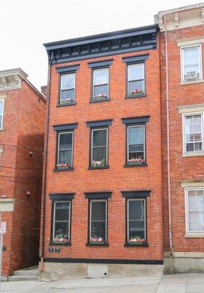 Cincinnati Condo/Townhouse For Sale: 557 Milton Street #C