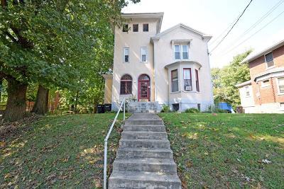 Cincinnati Multi Family Home For Sale: 2367 Fairview Avenue
