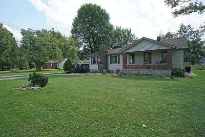 Liberty Twp Single Family Home For Sale: 4343 Millikin Road