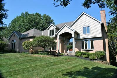 Single Family Home For Sale: 9806 Mistymorn Lane