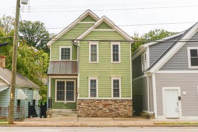 Cincinnati Single Family Home For Sale: 540 Delta Avenue