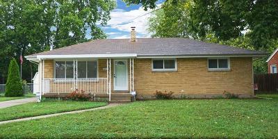 Fairfield Single Family Home For Sale: 4727 Slade Drive