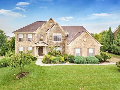Mason Single Family Home For Sale: 6545 Rosewood Lane