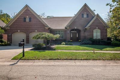 Hamilton Single Family Home For Sale: 5478 Grand Legacy Drive