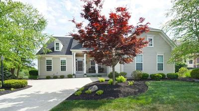 West Chester Single Family Home For Sale: 7514 Hunters Trail