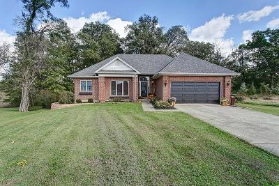 Georgetown Single Family Home For Sale: 103 Lakewood Lane