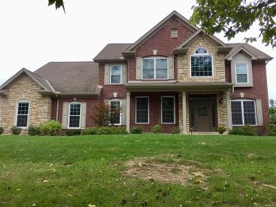 Colerain Twp Single Family Home For Sale: 5760 Day Road