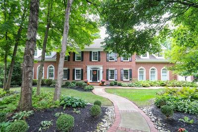 West Chester Single Family Home For Sale: 7685 Indian Pond Court