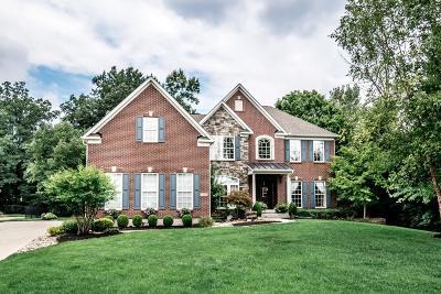 Hamilton Single Family Home For Sale: 1530 Sycamore Ridge Drive