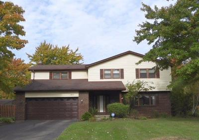 West Chester Single Family Home For Sale: 8255 Lakeshore Drive