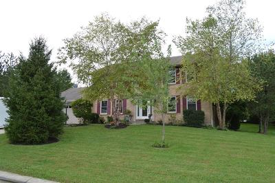 Liberty Twp Single Family Home For Sale: 6302 Anthony Drive