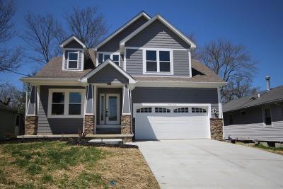Single Family Home For Sale: 7305 Osceola Drive