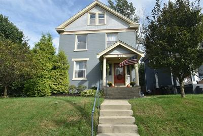 Norwood Single Family Home For Sale: 3844 Forest Avenue