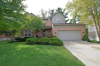 Deerfield Twp. Single Family Home For Sale: 5875 Squires Gate Drive