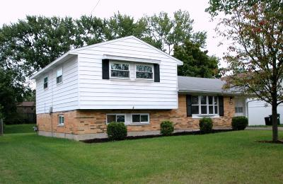 Colerain Twp Single Family Home For Sale: 11310 Templeton Road