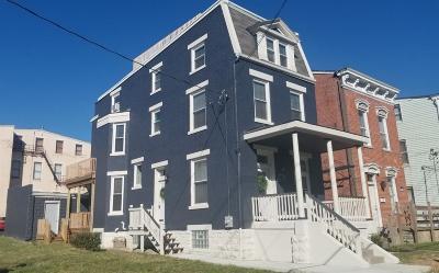 Cincinnati Single Family Home For Sale: 1727 Highland Avenue