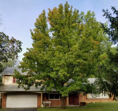 Single Family Home For Sale: 8881 Paw Paw Lane