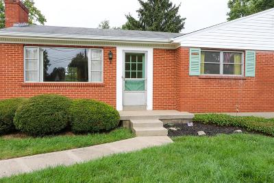 Single Family Home For Sale: 12169 Eaglescout Court
