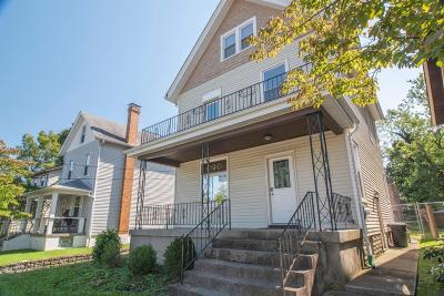 Norwood Single Family Home For Sale: 2539 Ida Avenue
