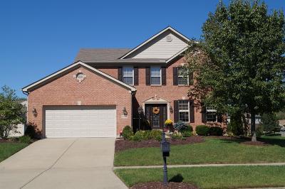 Harrison Single Family Home For Sale: 10773 Carolina Pines Drive