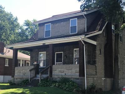 Norwood Single Family Home For Sale: 2155 Quatman Avenue