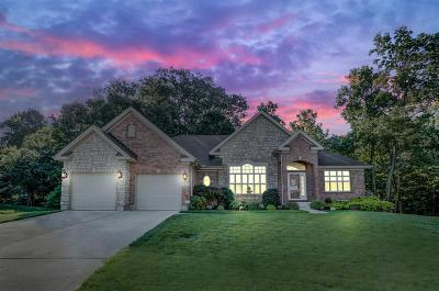 Single Family Home For Sale: 6 Maya Court