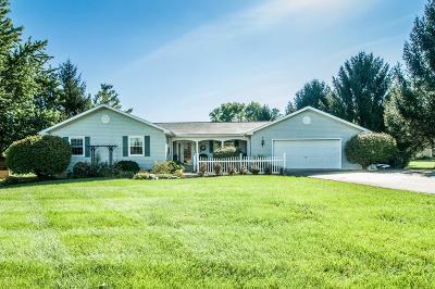 Preble County Single Family Home For Sale: 122 Valhalla Drive