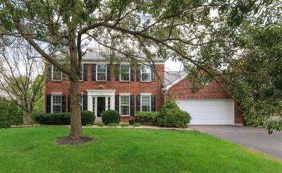 Deerfield Twp. Single Family Home For Sale: 9066 Nottingham Way