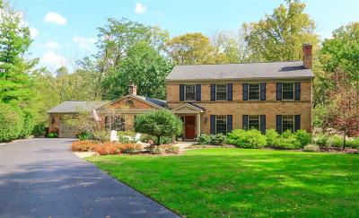 Single Family Home For Sale: 8578 Concord Hills Circle